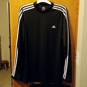 Adidas dri fit long sleeves